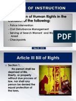 S7 Presentation Human Rights With Checkpoint