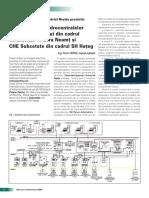 Articol Masurari & Automatizari Nr5_2005 - Automatizarea Hidrocentralelor CHE Poiana Teiului & Subcetate