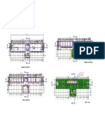 Admin Block-floors Plans