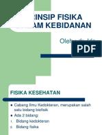 Fisika Kesehatan Dr, Ida