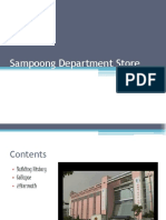13. Cracks Due to Vibration Sampoong Building Failure