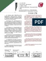 DH96CPM Datasheet En