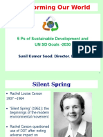 5Ps of SD and UN SD Goals-2030