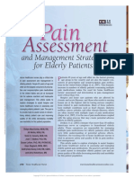 Pain Assessment and Management Strategies 2014