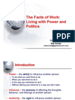 The Facts of Work Power and Politics 417
