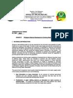 PNSDW 2007dokumen.site Philippine National Standards for Drinking Water Pnsdw 2007pdf