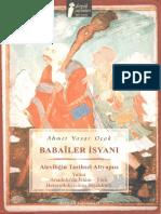 Ahmet Yasar Ocak -  Babailer Isyani.pdf