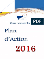 Projet Plan Action 2016