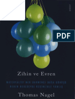 Thomas Nagel - Zihin Ve Evren