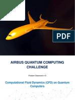 Airbus Quantum Computing Challenge PS2 March 2019