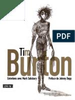 Mark Salisbury-Tim Burton - Entretiens Avec Mark Salisbury-Sonatine Editions (2009)