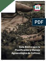 Guia Para El Manejo Agroec. de Cultivos