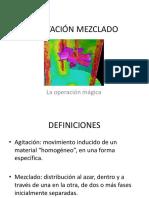 Agitación Mezclado Ppt1