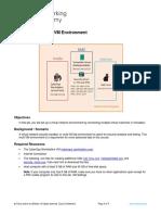 11.3.1.1 Lab - Setup a Multi-VM Environment