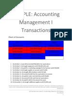 2.2 SAMPLE_ Accounting Management I Transactions