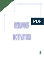 Behavior Motivation.pdf