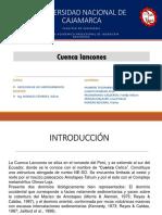 Cuenca Lancones Ppt