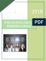 Psicologia de La Personalidad Trabajo
