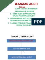 Perencanaan Audit, Type Audit & Materialitas