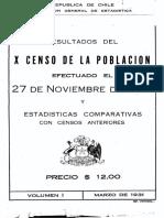 Censo 1930
