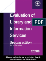 [John Crawford] Evaluation of Library and Informat(BookFi)