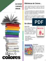 Bibliotecas de colores