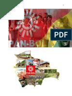 Programa de gobierno del Partido de Acción Nacional Boliviano (PAN-BOL)