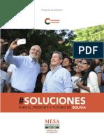 Programa de gobierno de la alianza Comunidad Ciudadana (CC)