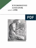 ZenetudomanyiDolgozatok_1997-1998