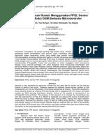 SISKeamananPIR&RFID