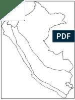 Mapa Del Peru a3