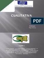 Presentación Cualitativa