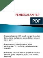 Pembekalan Plp 2019