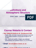 Definitions and Atmospheric Structure.ppt