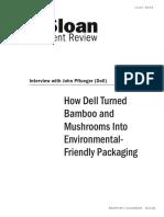 Dell Sustanability case study
