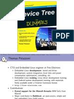 Petazzoni Device Tree Dummies 0