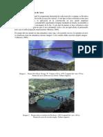 Clasificación de Puentes de Arco