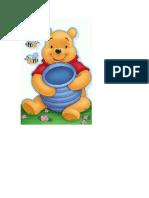Winnie Pooh en Cuatro Hojas
