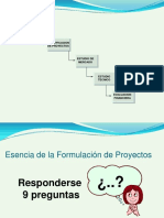 Identificaion de Proyectos