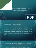 Tema Para El Informe de Sitematización