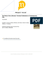5.Bartlett - Terminal Celebration in Film