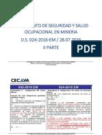 Modulo 2 Analisis de Reglamento de SST Mineria