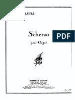 Duruflé scherzo.pdf
