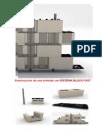 Pasos de Construccion Con Block Fast