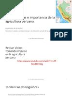 Características e importancia de la agricultura peruana.pptx