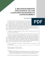 Dialnet-ElReconocimientoConstitucionalDeLosDerechosHumanos-5605967