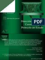 Ceremonial y Protocolo del Estado.ppt