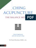 Andiamo a Studiare I Ching Acupuncture by David Twicken