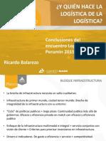 logistica perumin