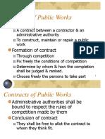 Cont Public Works